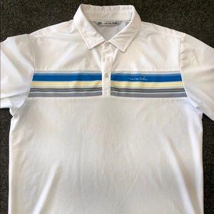 Travis Mathew Golf Shirt. Size Large.
